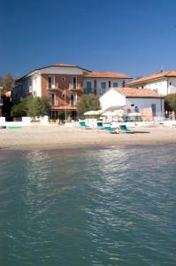 Hotel 3 stelle san mauro mare con spiaggia sul mare